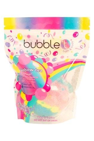 Bubble T Confetea Rainbow Bath Fizzer