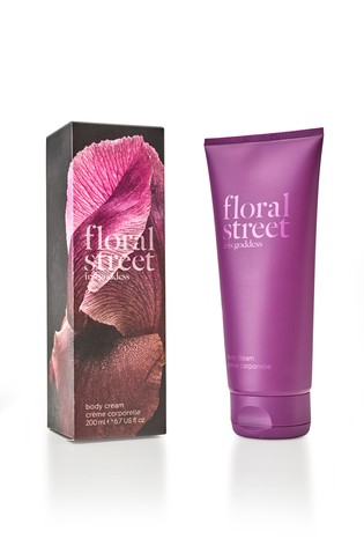 Floral Street Iris Goddess Body Cream