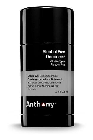 Anthony Deodorant-Alcohol Free 70 g