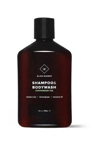 Blind Barber Lemongrass Tea Shampoo & Bodywash 350 ml