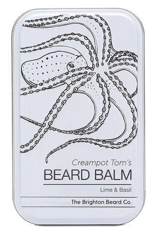 The Brighton Beard Co. Creampot Tom's Lime & Basil Beard Balm 80ml