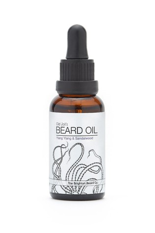 The Brighton Beard Co. Old Joll's Ylang Ylang & Sandalwood Beard Oil 30ml