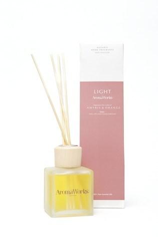 AromaWorks Light Range - Amyris and Orange Reed Diffuser