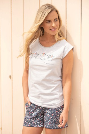Brakeburn Garden Flowers T-Shirt