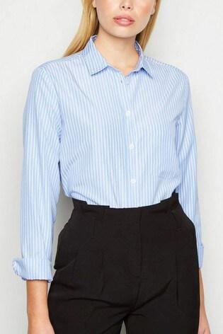 New Look Stripe Long Sleeve Shirt