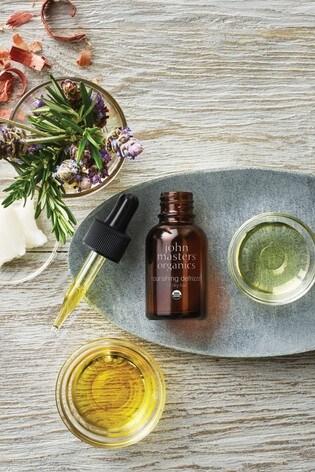 John Masters Organics Nourishing Defrizzer for Dry Hair 23ml