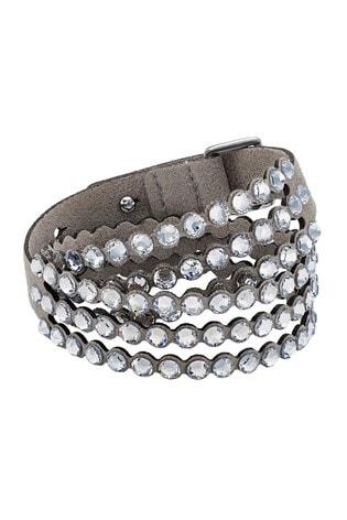Swarovski Grey Power Collection Bracelet