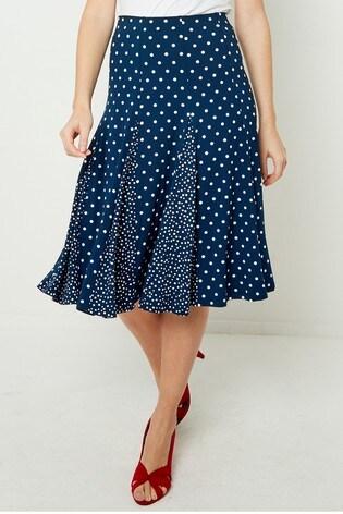Joe Browns Ultimate Polka Dot Skirt