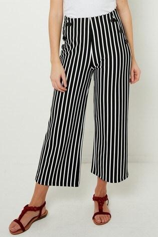 Joe Browns Easy Wearing Stripe Culottes