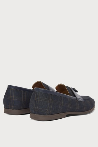 Burton Footwear Sydney Saddle Loafers