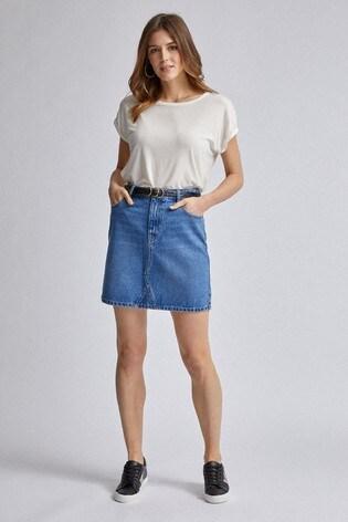 Dorothy Perkins Denim Mini Skirt