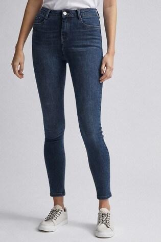 Dorothy Perkins Regular Length 4 Way Stretch Jeans