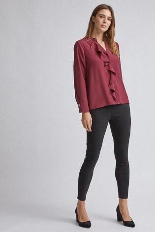 Dorothy Perkins Regular Length Pocket Detail Bengaline Trouser