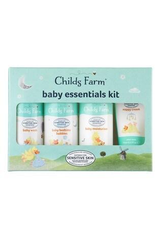 Childs Farm Baby Essentials Kit 3x50ml 1 x 15ml