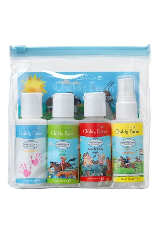 Childs Farm Little Essentials Kit 4x50ml
