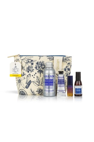 L'Occitane Rest and Reset Collection