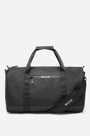 NICCE Core Barrel Bag With Centralised Zip Logo