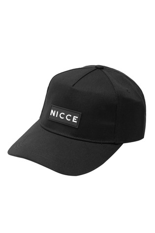 NICCE Cap With Rubber Logo
