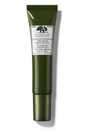 Origins Dr Andrew Weil for Origins MegaMushroom Relief  Resilience Soothing Gel Cream for Eyes 15ml