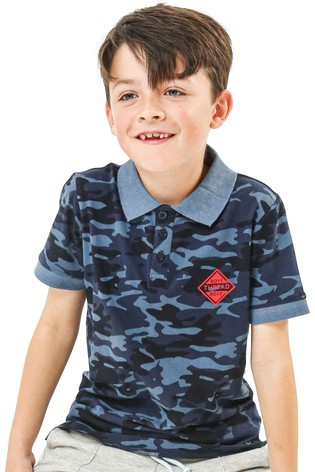 Threadboys Como Polo T-Shirts
