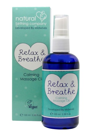 Natural Birthing Company Relax and Breathe 100ml