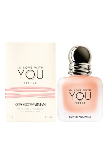 Armani Beauty In Love With You Freeze Eau de Parfum For Her 30ml