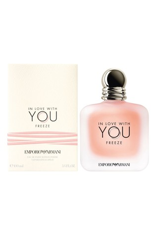 Armani Beauty In Love With You Freeze Eau de Parfum For Her 100ml