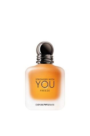Armani Beauty Stronger With You Freeze Eau de Toilette For Him 50ml