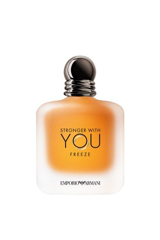 Armani Beauty Stronger With You Freeze Eau de Toilette For Him 100ml