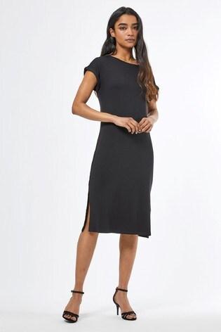 Dorothy Perkins Petite T-Shirt Midi Dress