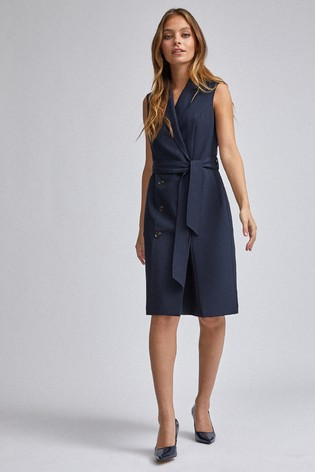 Dorothy Perkins Petite Trench Dress