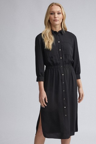 Dorothy Perkins Tall Plain Shirt Dress