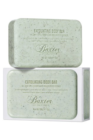 Baxter of California Exfoliating Body Bar 198g