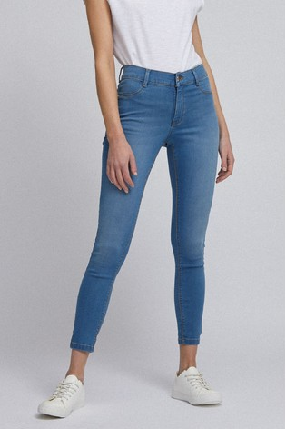 Dorothy Perkins Regular Length Frankie Ankle Grazer Skinny Jean