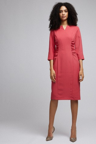 Dorothy Perkins Ruched Waist Dress