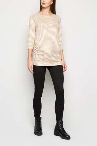 New Look Maternity Lift & Shape Jeggings