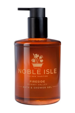 Noble Isle Luxury Bath & Shower Gel 250ml