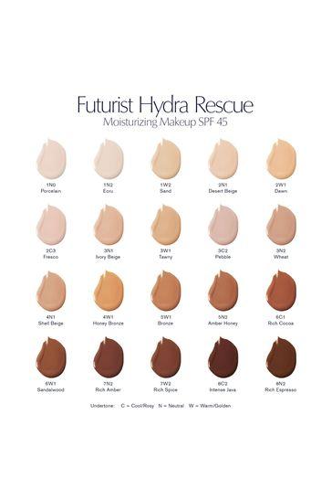 Estée Lauder Futurist Hydra Rescue Moisturizing Makeup SPF 45
