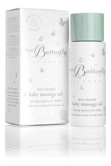 Little Butterfly London Love Eternal Baby Massage Oil 50ml