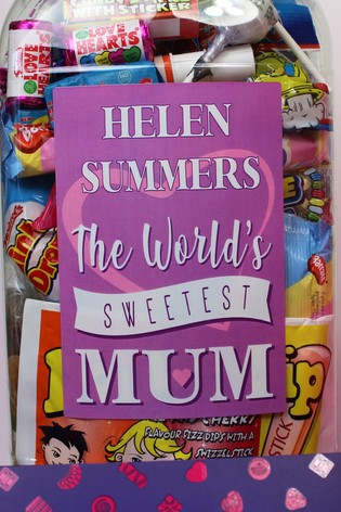 Personalised Deluxe Gift Box for Mum by Great Gifts
