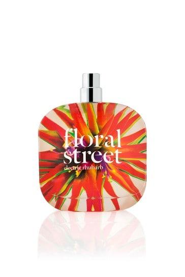 Floral Street Electric Rhubarb Eau De Parfum 100ml