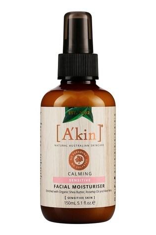 A'kin Calming Sensitive Facial Moisturiser 150ml