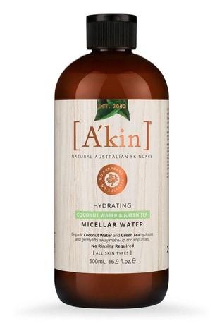 A'kin Hydrating Micellar Water 500ml