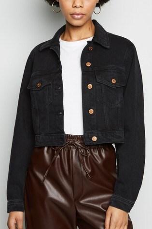 New Look Volume Sleeve Jacket