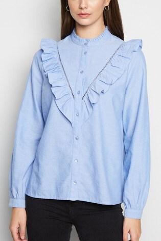 New Look Frill Shirt
