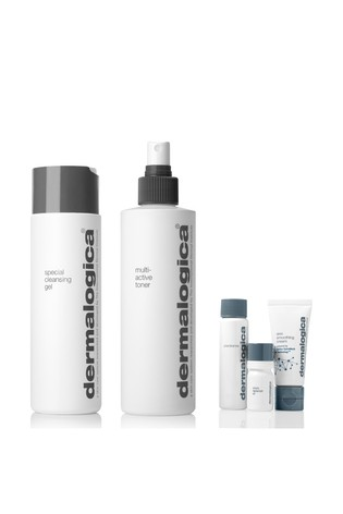 Dermalogica Cleansing and Toner Set With Free Gift