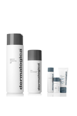 Dermalogica Cleansing and Daily Microfoliant Set With Free Gift
