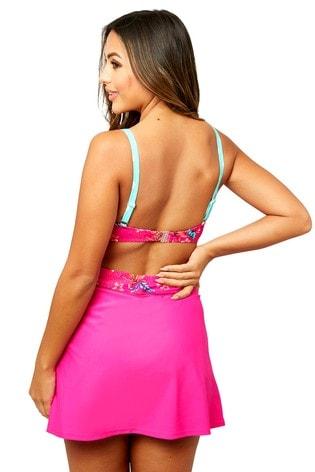 Joe Browns Pink Mix And Match Swim Skirt