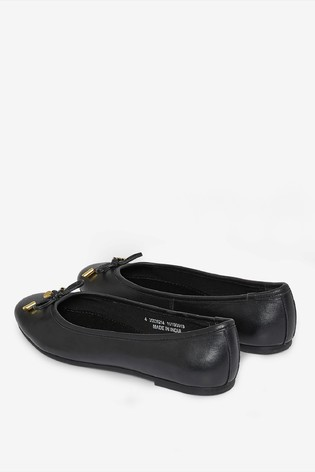 Dorothy Perkins Wide Fit  Leather Paige Pump