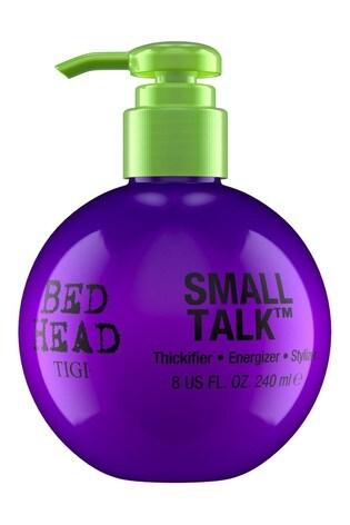 Tigi Bed Head Small Talk 3-in-1 Thickifier, Energizer, Stylizer Cream 240ml